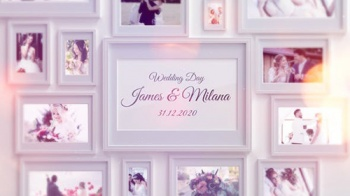 Wedding Slideshow - Project for After Effects (Videohive)