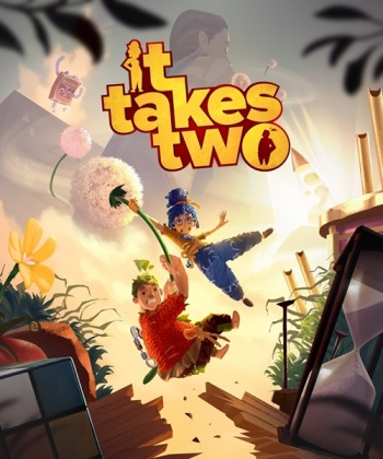 It Takes Two (2021/RUS/ENG/MULTi12/RePack от FitGirl)