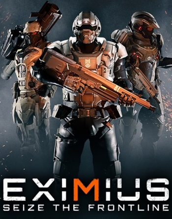 Eximius: Seize the Frontline (2021/ENG/RePack от FitGirl)