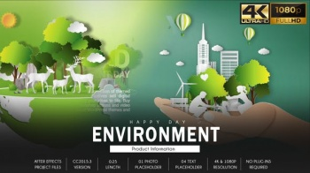 VideoHive - Environment Day B28
