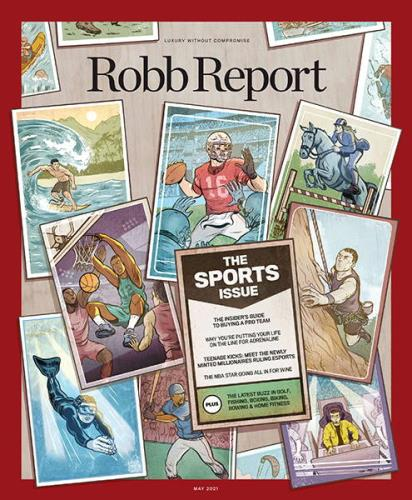Robb Report USA - May 2021