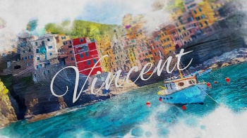 VideoHive - Vincent | Impressionism Titles (AEP)
