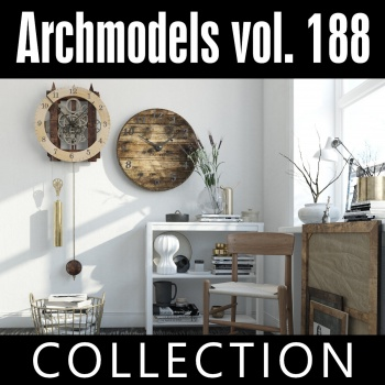 Evermotion Archmodels Vol. 188
